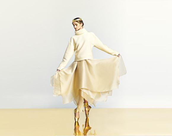 "E-commerce website for designer clothes ""A LA RUSSE"""