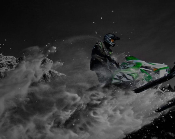 Website for Arctic Cat dealership