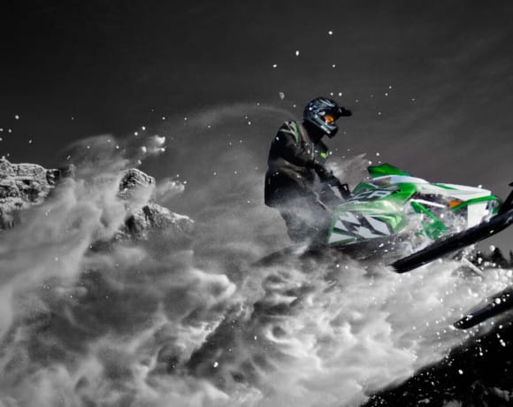 Сайт представителя Arctic Cat в России
